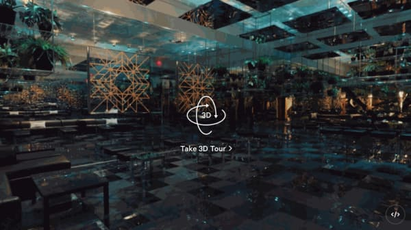 Mickalene Thomas, Better Nights, 2019 - 2020 - Artland 3D Tour