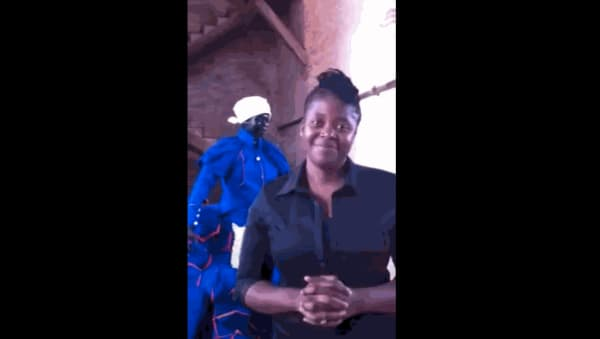 Interview with Venice Art Biennale artist, Mary Sibande
