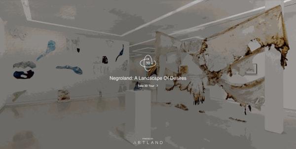 Manuel Mathieu, Negroland: A Landscape of Desires VR