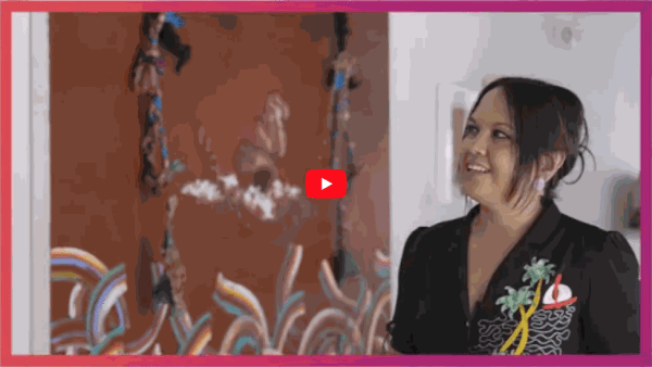 Artist Spotlight - A Studio Tour with Suchitra Mattai: Interviewed by Lauren Haynes
