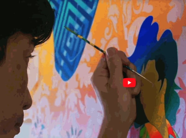 How Tomokazu Matsuyama Appropriates Images to Create Fine Art