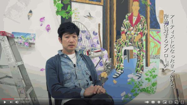 Tomokazu Matsuyama - Same Same, Different Lumine 0 Exhibition Interview