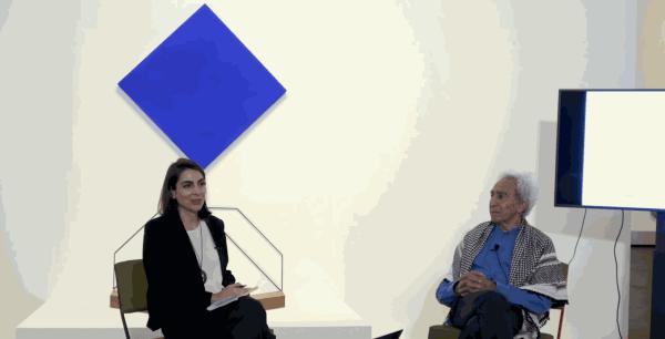 Conversations on Practice: Mehdi Moutashar