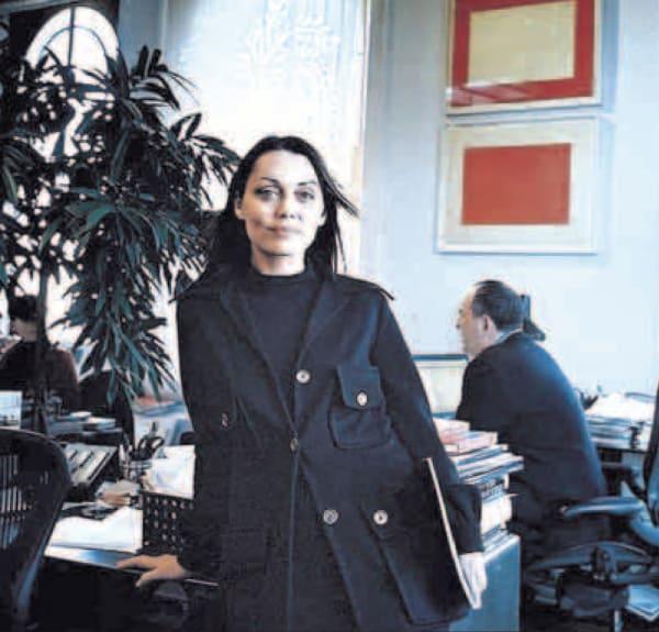 Mette Kristine Oustrup, New York
