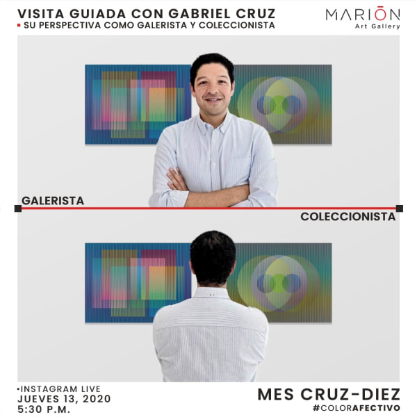 GUIDED VISIT WITH GABRIEL CRUZ