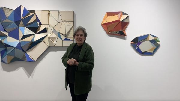 Art Up Close: Wall Sculptures by Conny Goelz Schmitt