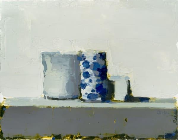"Stanley Bielen: ""The Artist's Shelf"""