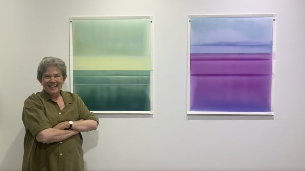 Art Up Close: New Abstract Paintings by Susan English