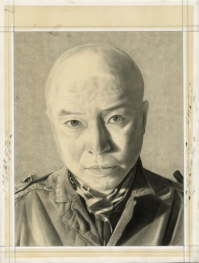 Autoportrait by Phong Bui