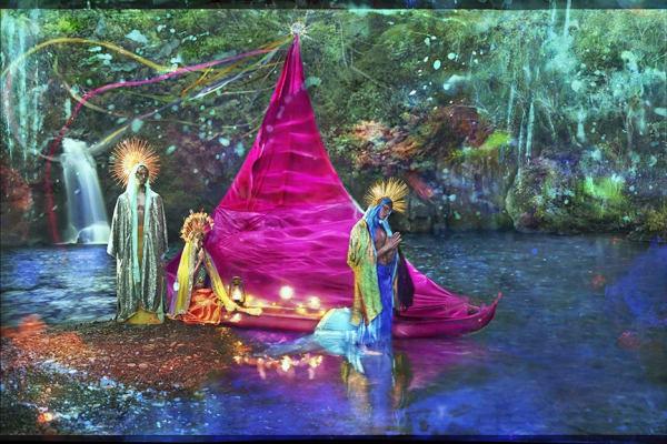 'New World' Presented at Maruani Mercier