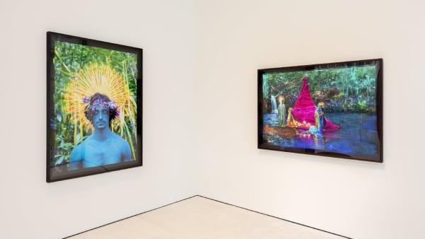 La double vie de l'emblématique et énigmatique photographe David LaChapelle