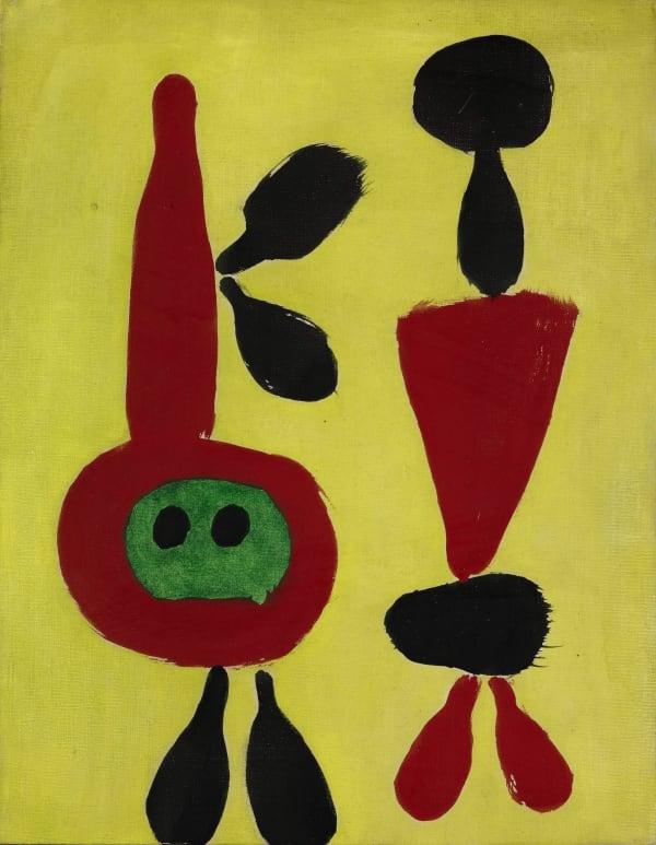 Five Decades of Joan Miró at Maruani Mercier