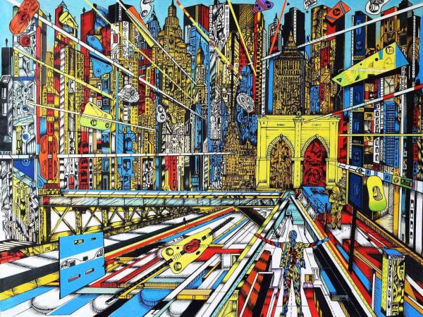 Urban Anatomy--Marko Gavrilovic Talks About his work in After the Rain, pt. I