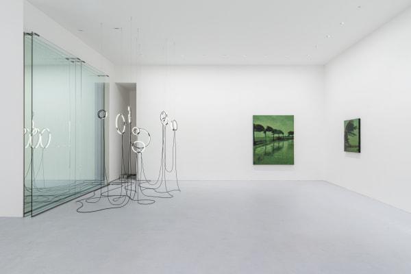 Ausstellungstext: poetics of reality (encoded) | brigitte kowanz and troika