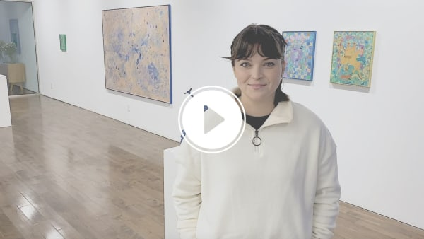 Journal XI, Exhibition tour with artist Rebecca Munce