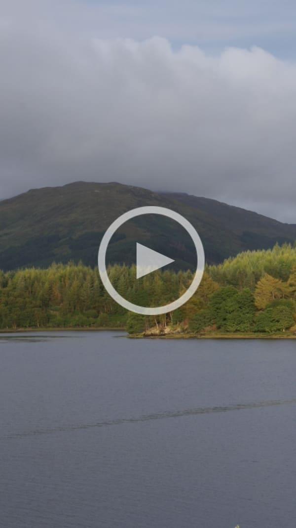 Loch Shiel : 24 Hour Film