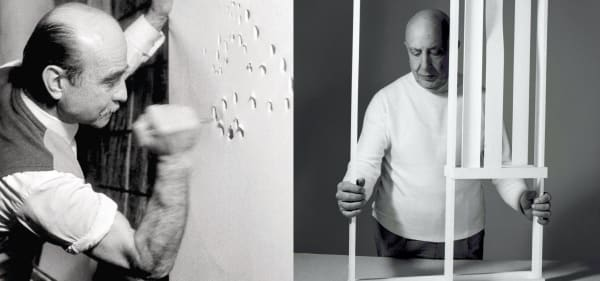Focus on Art: Lucio Fontana and Fausto Melotti | In dialogue | Part 2