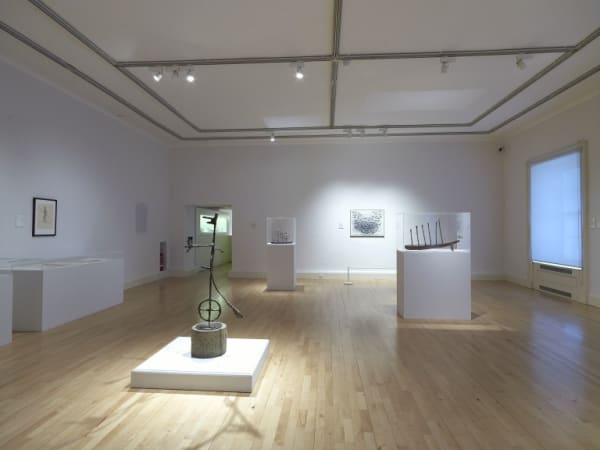 William Turnbull at the Scottish National Gallery of Modern Art