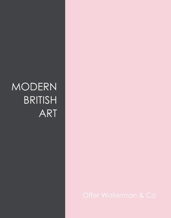Modern British Art 2007