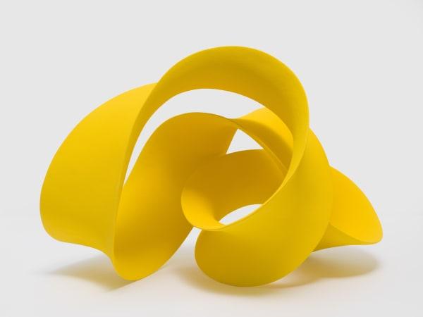 Entwined Yellow II
