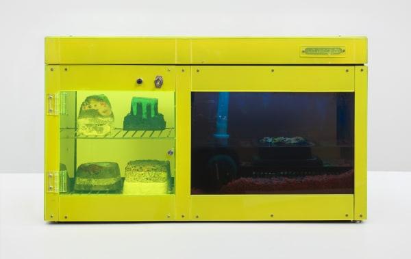 "Carl Cheng, ""Erosion Machine,"" (1969)"
