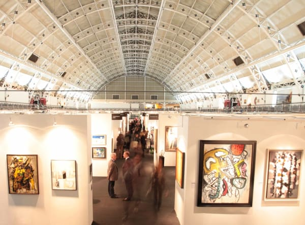 The London Art Fair 2014