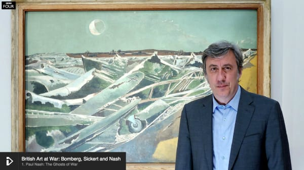 Paul Nash features in BBC documentary