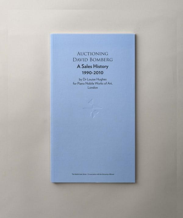 Auctioning David Bomberg