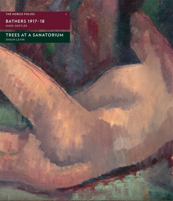 Bathers 1917-18 Mark Gertler