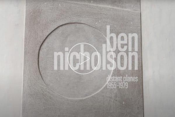 Ben Nicholson   Distant Planes