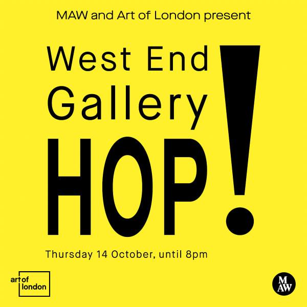 West End Gallery HOP!