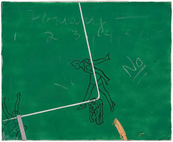 Judy Rifka - School Days; Art is Long; Relay Race