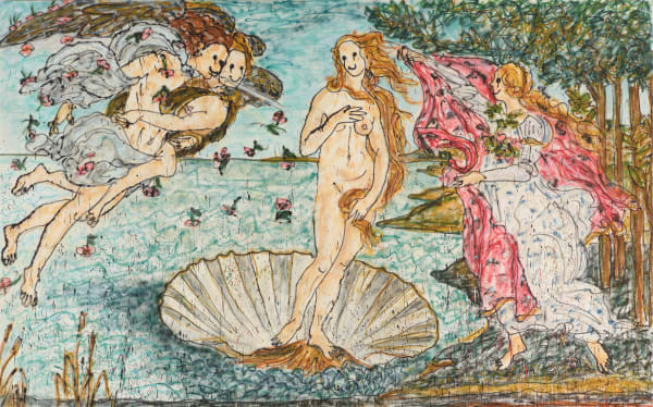 Madsaki - Birth of Venus 2