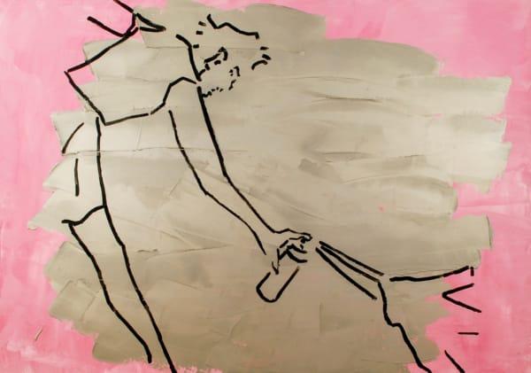 Judy Rifka - Spray, 1981