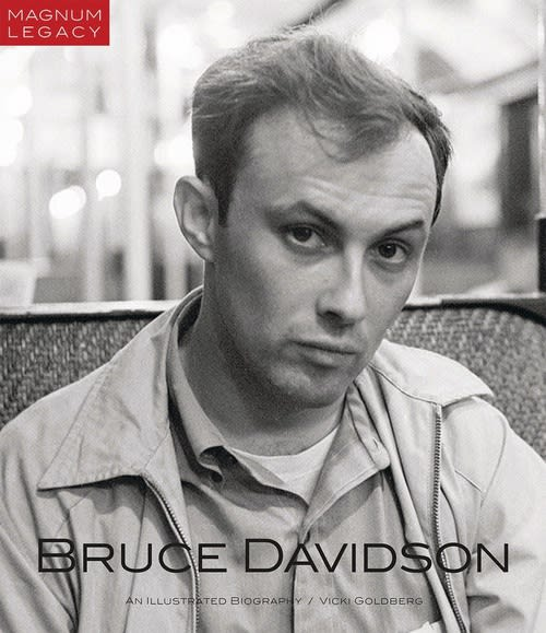 Bruce Davidson: An Illustrated Biography