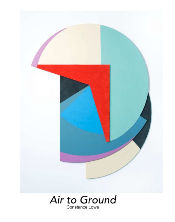 Constance Lowe: Air to Ground