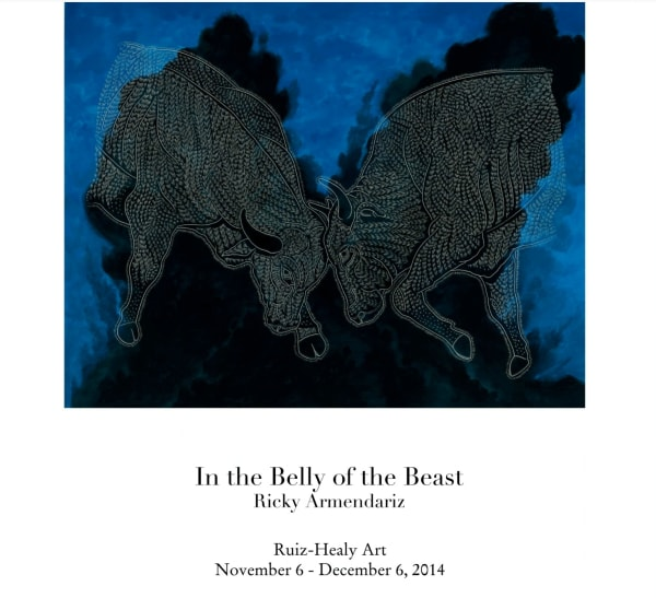 Ricky Armendariz: In the Belly of the Beast