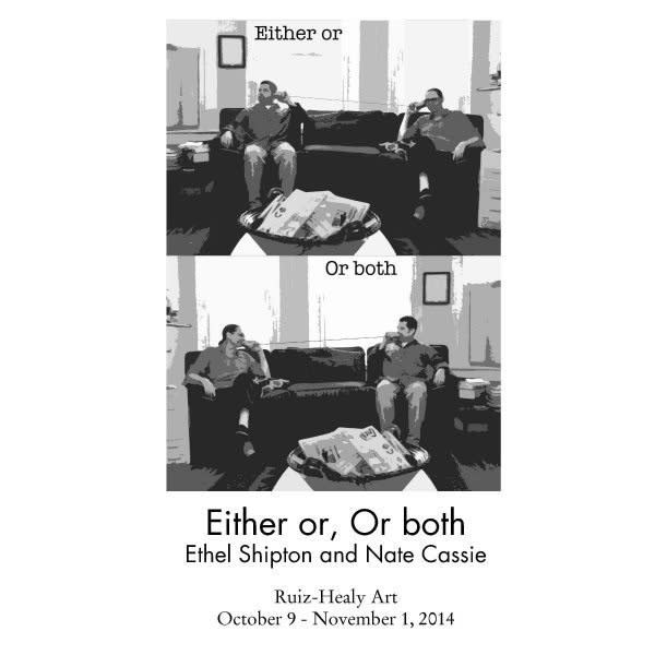 Ethel Shipton and Nate Cassie: Either or, or Both