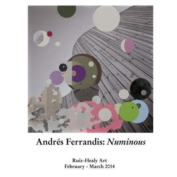 Andrés Ferrandis: Numinous