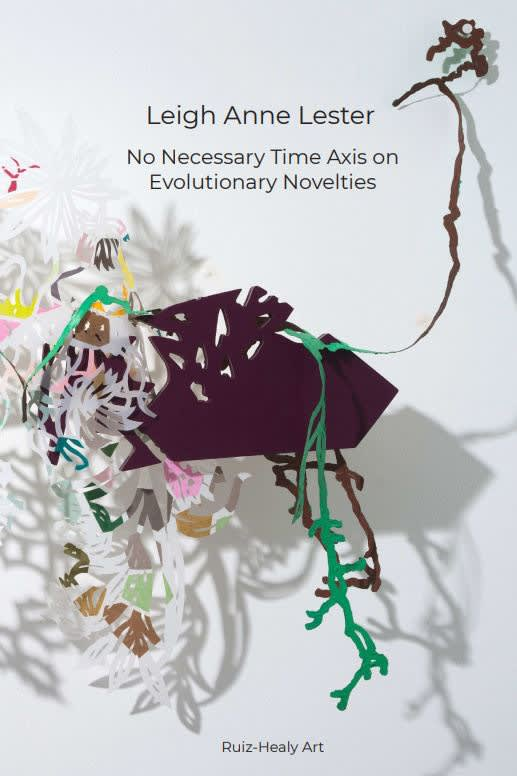 Leigh Anne Lester: No Necessary Time Axis on Evolutionary Novelties