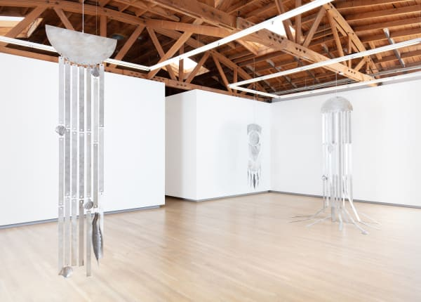 Lacuna, installation view, Shulamit Nazarian, Los Angeles, May 16 – June 26, 2021. Courtesy of the artist and Shulamit Nazarian.