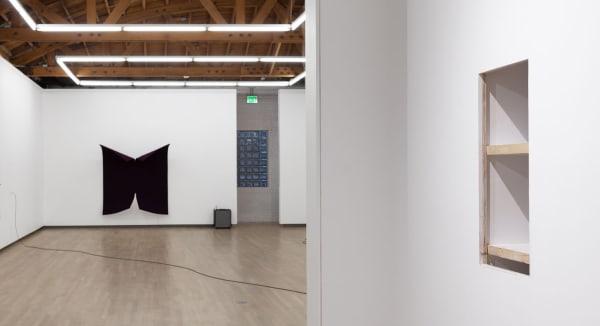 Naama Tsabar. Inversions, 2019. Shulamit Nazarian, Los Angeles