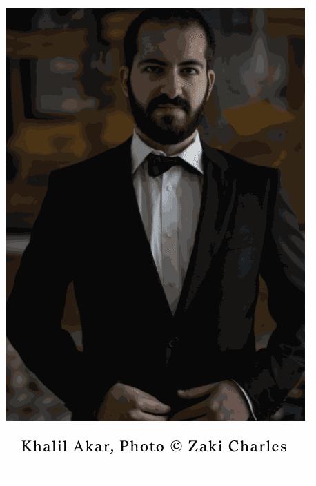 Six Questions with Khalil Akar