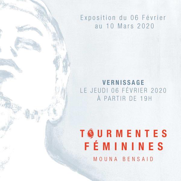 Catalogue Tourmentes Féminines