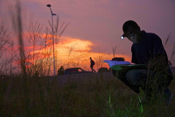 """Baudouin Mouanda :"""" Photographier c'est être le romancier de l'esprit."""""""