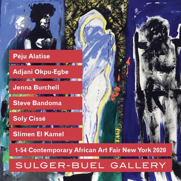 1-54 Contemporary African Art Fair New York 2020