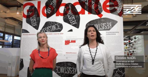 Global Resistance at Centre Pompidou