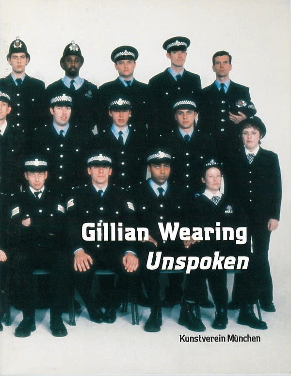 Gillian Wearing: Unspoken