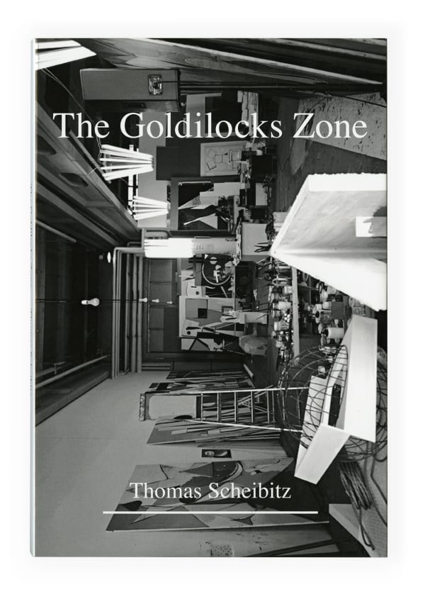 Thomas Scheibitz: The Goldilocks Zone