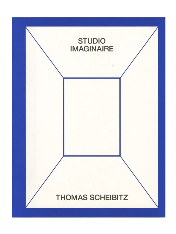 Thomas Scheibitz: Studio Imaginaire